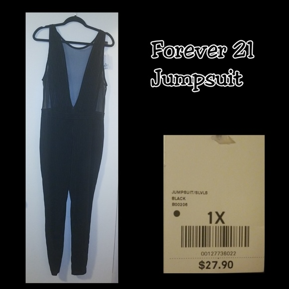 Forever 21 Other - Forever 21 Jumpsuit